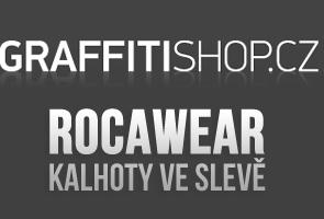 Kalhoty RocaWear ve slevě na Graffitishop.cz