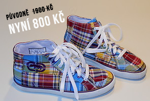 ECKO Red Shoe Ginger Maryanne multicolour