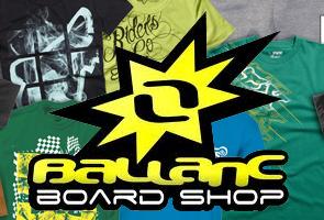 Sleva 15% na trička v Ballanc.cz shopu